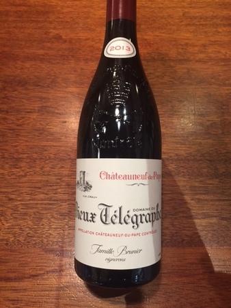 Domaine du Vieux Télégraphe Châteauneuf-du-Pape Red Rhone Blend NV (1500ml)