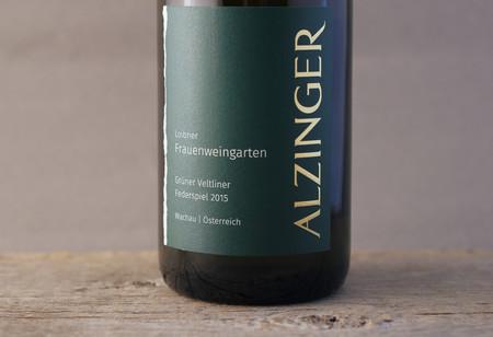 Alzinger Frauenweingarten Federspiel Grüner Veltliner 2015