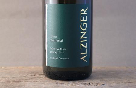 Alzinger Steinertal Smaragd Grüner Veltliner 2015