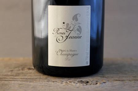 Cédric Bouchard Roses de Jeanne La Bolorée Brut Blanc de Blancs Champagne 2008