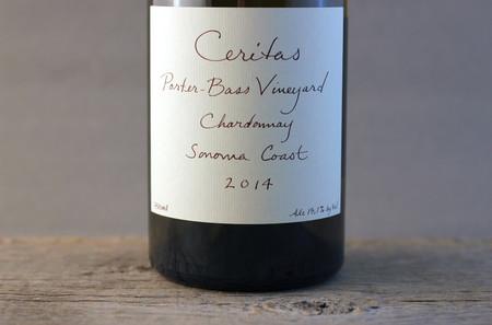 Ceritas Porter-Bass Vineyard Chardonnay 2014