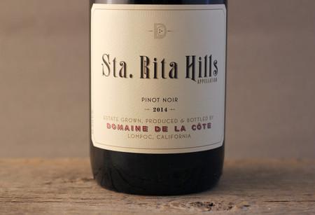 Domaine de la Côte Sta. Rita Hills Pinot Noir 2014