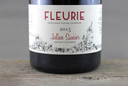 Julien Sunier Fleurie Gamay 2015 (1500ml)