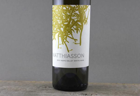 Matthiasson Napa Valley White Blend 2014