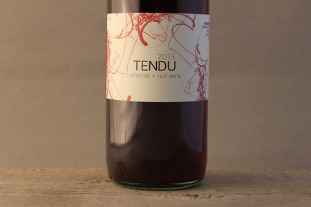 Matthiasson Tendu California Red Blend 2015