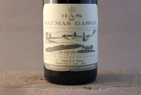 Daumas Gassac Mas de Daumas Gassac Vin de Pays de l'Hérault Red Bordeaux Blend 1989