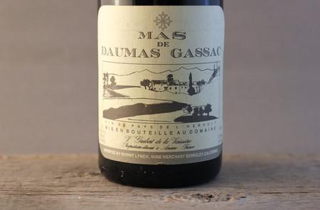 Daumas Gassac Mas de Daumas Gassac Vin de Pays de l'Hérault Red Bordeaux Blend 1990