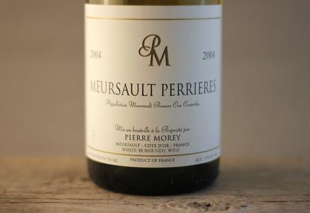 Pierre Morey Les Perrières Meursault 1er Cru Chardonnay 2004