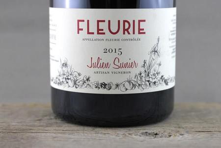 Julien Sunier Fleurie Gamay 2015