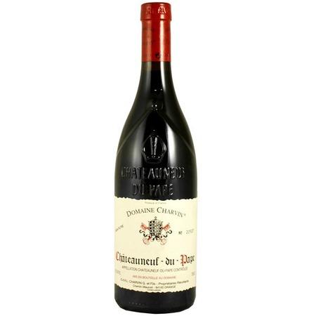 Domaine Charvin Châteauneuf-du-Pape Red Rhône Blend 2000