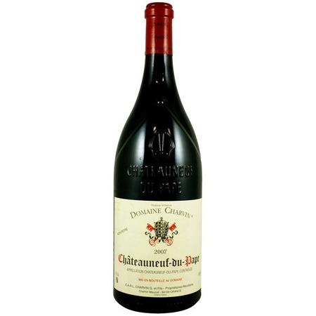Domaine Charvin Châteauneuf-du-Pape Red Rhône Blend 2007 (1500ml)