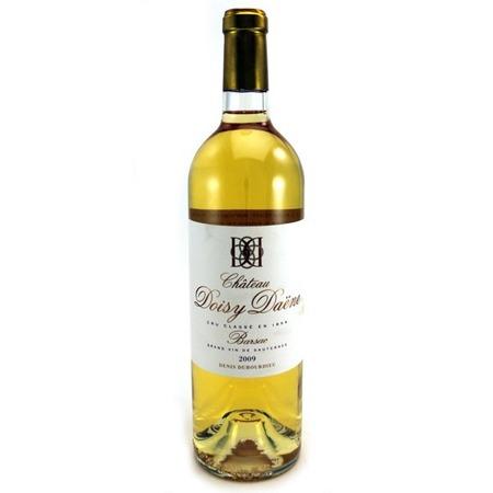 Château Doisy-Daëne Sauternes Sémillon-Sauvignon Blanc Blend  2009