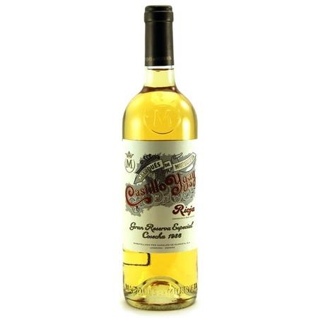 Marqués de Murrieta Castillo Ygay Reserva Especial Blanco Rioja Viura 1986