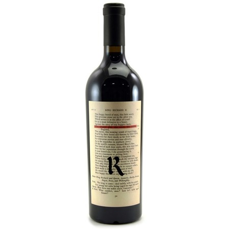 Realm Cellars The Bard Cabernet Sauvignon Blend 2014