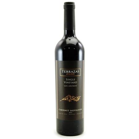 Terrazas de Los Andes Los Aromos Single Vineyard Cabernet Sauvignon 2012