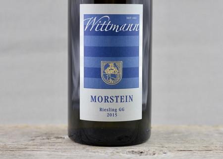 Wittmann Morstein Großes Gewächs Riesling 2015