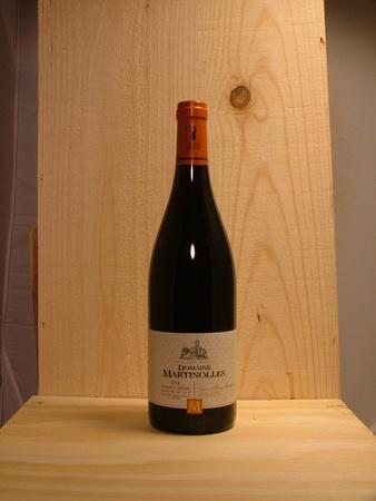Domaine de Martinolles Vin de Pays D'Oc Pinot Noir