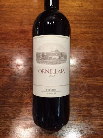 Tenuta dell'Ornellaia Bolgheri Red Bordeaux Blend 2013