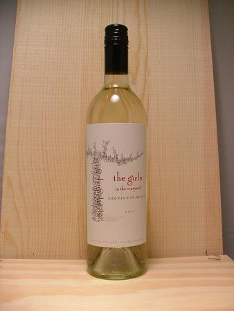 The Girls in the Vineyard Sauvignon Blanc 2015