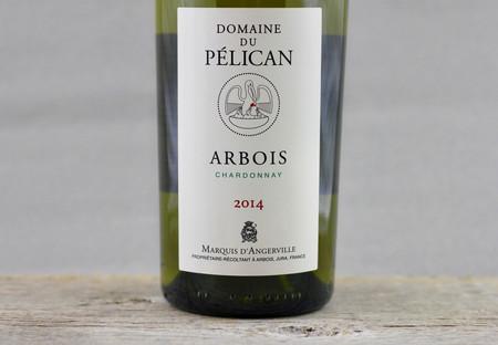 Domaine Marquis d'Angerville Domaine du Pélican Arbois Chardonnay 2014
