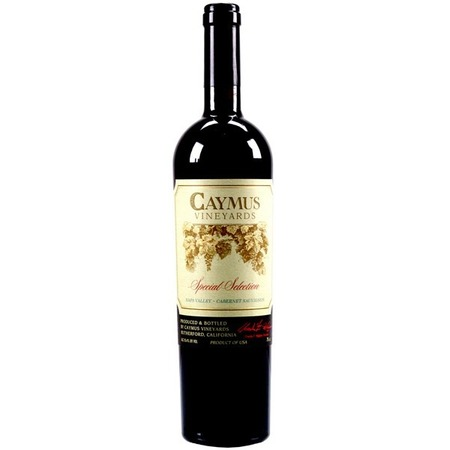 Caymus Vineyards Special Selection Napa Valley Cabernet Sauvignon 2013