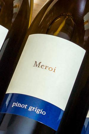 Azienda Agricola Meroi (Davino Meroi) Colli Orientali del Friuli Pinot Grigio 2014