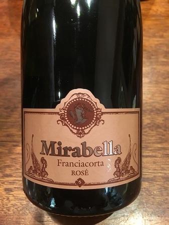 Mirabella Franciacorta Rosé NV