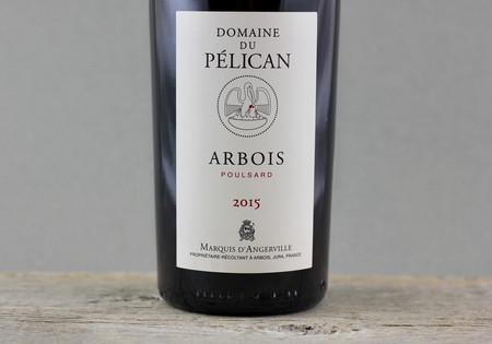 Domaine du Pélican Arbois Poulsard  2015