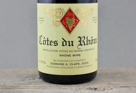 Domaine Auguste Clape Côtes du Rhône Red Rhone Blend 2015