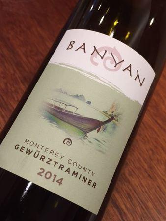 Banyan Monterey County Gewürztraminer 2016
