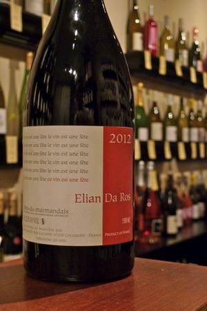 Elian Da Ros Le Vin est une Fête Côtes du Marmandais Red Blend 2014 (1500ml)