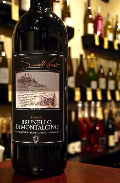 Pertimali (Livio Sassetti) Brunello di Montalcino  Sangiovese 2011