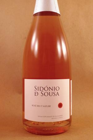 Sidónio de Sousa Brut Nature Rosé Blend NV
