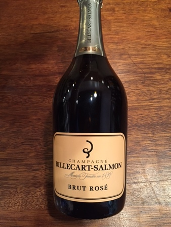 Billecart-Salmon Brut Rosé Champagne Blend (375ml)