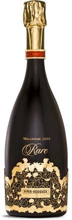Piper-Heidsieck Cuvée Rare Champagne Blend  2002