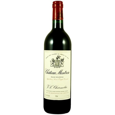 Château Montrose Saint-Estèphe Red Bordeaux Blend 2010