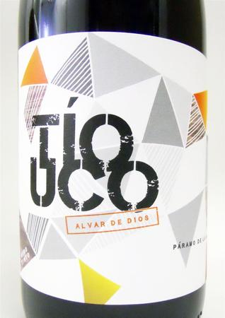 Alvar De Dios Tio Uco Tinto de Toro 2015