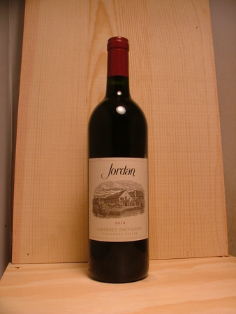 Jordan Vineyard & Winery Alexander Valley Cabernet Sauvignon 2013