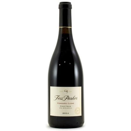 Fess Parker Pommard Clone Pinot Noir 2014