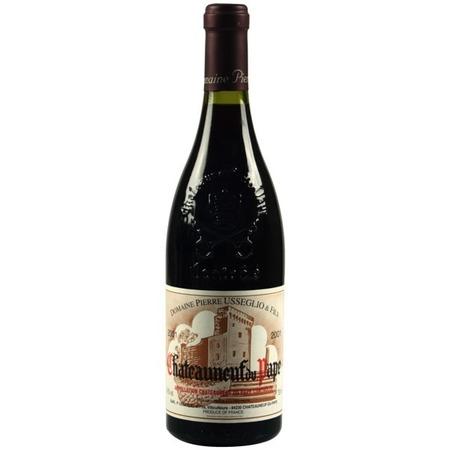 Domaine Pierre Usseglio & Fils Châteauneuf-du-Pape Red Rhone Blend 2001
