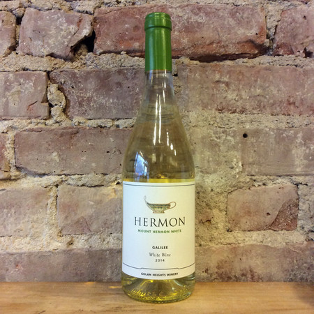 Golan Heights Winery Yarden Mount Hermon White Blend 2016