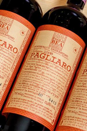 Paolo Bea Pagliaro Secco Montefalco Sagrantino 2008