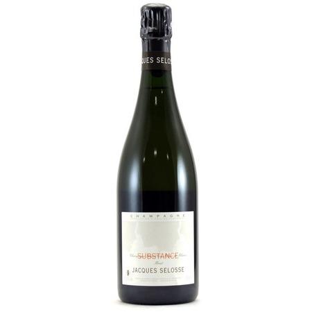 Jacques Selosse Substance Brut Blanc de Blancs Grand Cru Champagne Chardonnay NV
