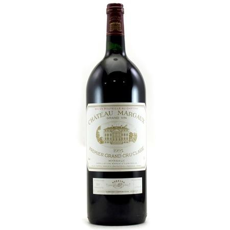 Château Margaux Margaux Premier Grand Cru Classé Red Bordeaux Blend 1995 (1500ml)