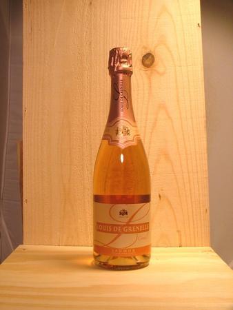 Louis de Grenelle Saumur Brut Rosé