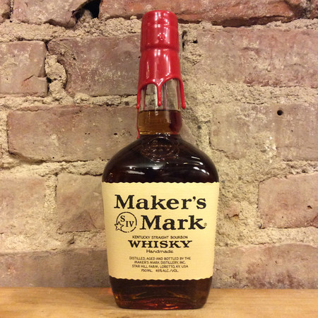 Maker's Mark Kentucky Straight Bourbon Whisky NV