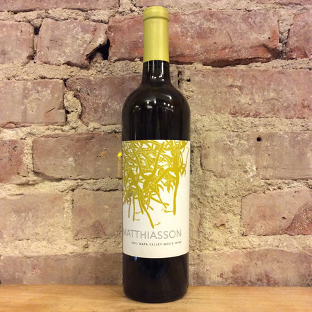 Matthiasson Napa Valley White Blend 2013