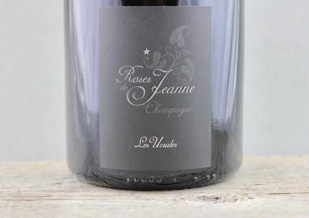 Cédric Bouchard Roses de Jeanne Les Ursules Blanc de Noirs Champagne  2011 (1500ml)