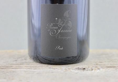 Cédric Bouchard Roses de Jeanne Presle Blanc de Noirs Champagne 2012