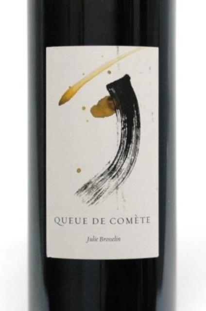 Julie Brosselin Vin de France Queue de Comète 2014